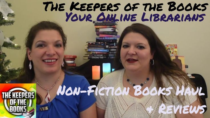 The Keepers of the Books: Non-Fiction Book Haul and Reviews