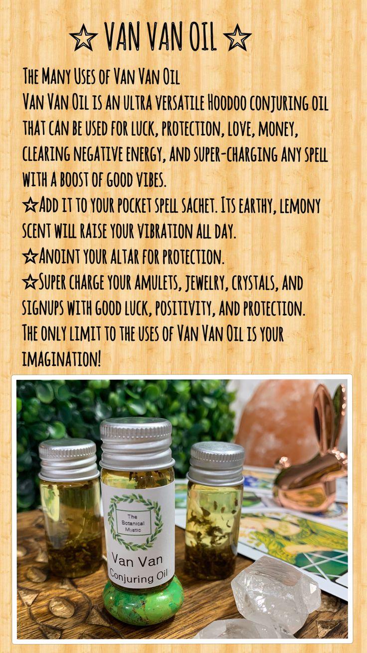oil Magickal oils recipes domination