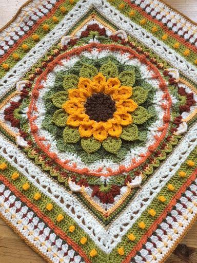 2838 best motifs images on Pinterest | Crochet motif, Crochet ...