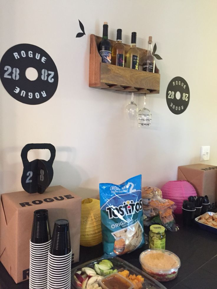 Bumper Plates, Kettlebells, Boxes and food | Crossfit ...