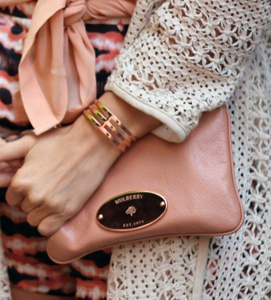 pastel mulberry bag