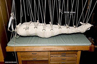 Maxcita Caught In The Act Psycho Sleepsack Bodybag