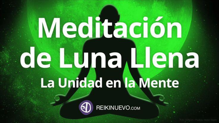 Meditación de Luna Llena, Octubre 2017 (Promo)