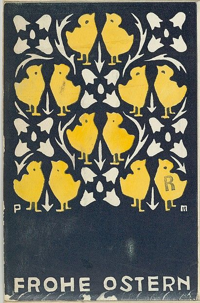 Maria Pranke | Happy Easter (Frohe Ostern) | The Met