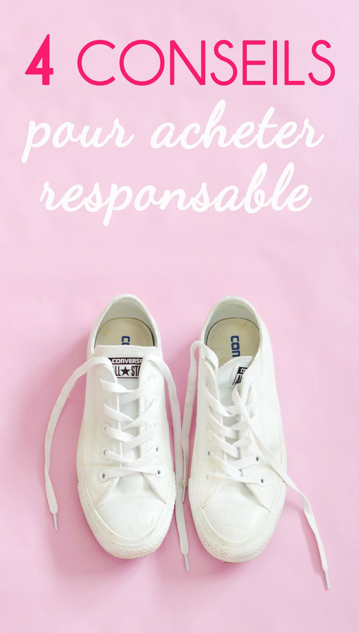4 conseils pour acheter responsable avec Emilie du blog Dressing Responsable www.sweetandsour.fr