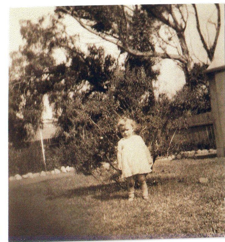 Shirley May Broughton 1931 aged 2