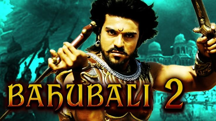 BAHUBALI 2 Official Movie Trailer 2017