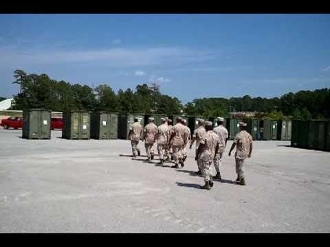 Marine Corps Cadence:  Best of Youtube