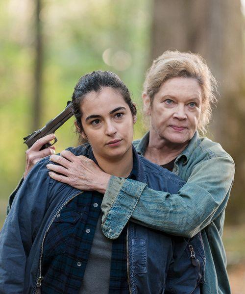 « Tara dans The Walking Dead Saison 7 Episode 15 |  Quelque chose dont ils ont besoin »