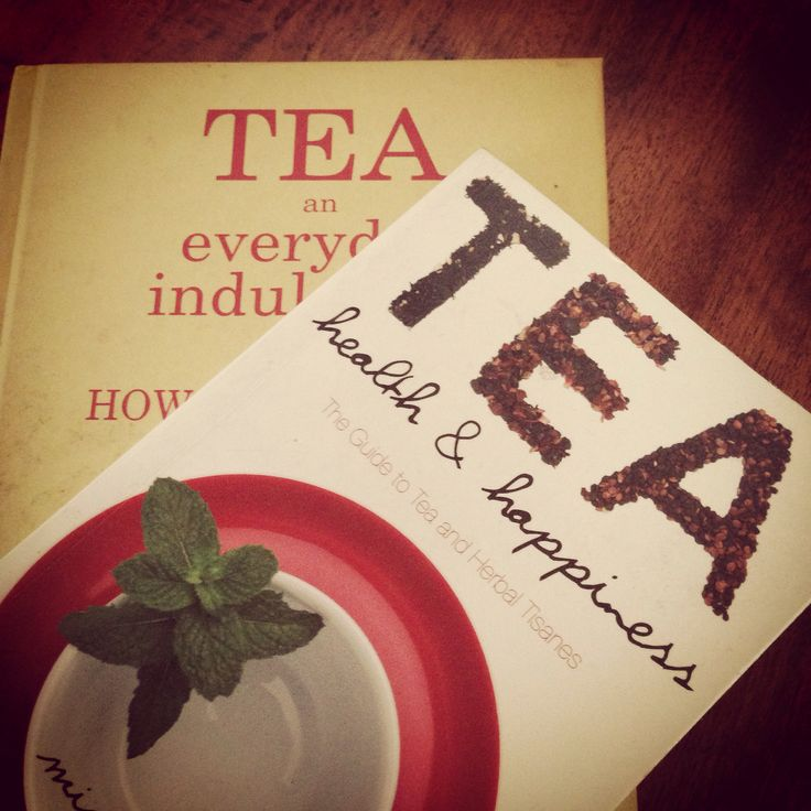 Love sitting down with a pot of tea and learning more. The info on tea is endless and fascinating.