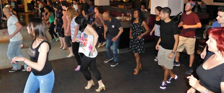 BACHATA KIZOMBA LONDON. Many thanks to everyone who attended our weekly Sensual Sundays Kizomba and Bachata night. Next stop, 📌 Tues 11th July @ Edwards, 18 Hartfield Road, Wimbledon SW19 3TA. 😊 GREAT NEWS 😊 EXTENDED HOURS 😊 ❤️ EVERY TUESDAY now until 11.30pm ❤️ 😊 Members come Free each and every time you bring one or more new guests with you! ✔️ Come on down and join us for Great Night Out, full of fun in a friendly, safe environment. ✔️ Everyone is welcome. No partner required. ✔️…