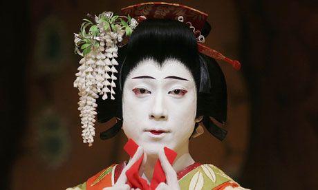 Ebizo Ichikawa XI  #Japan #kabuki