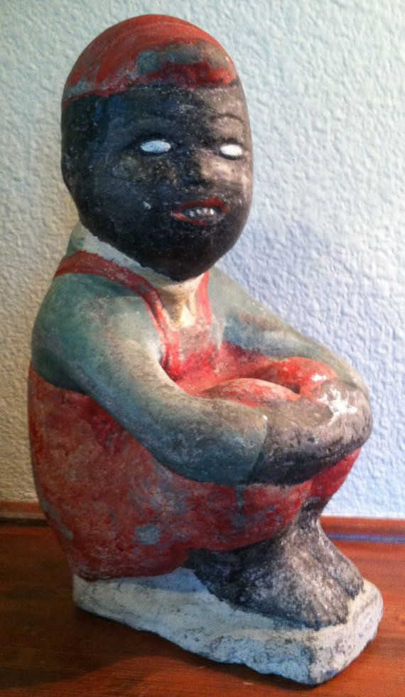 1000 Images About Yard Jockeys And Art On Pinterest Garden Statues Antiques And Originals