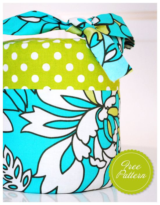 Doorstop Free Pattern fabric Sewing DIY Project Craft Freebie Blog Handmade Wolf Willow Sew Stitch Decor Home Decoration Tutorial Floral Aqua Lime Polka Dot Amy Butler