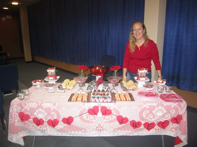 64 best Valentines Banquet images on Pinterest Tables 15 years