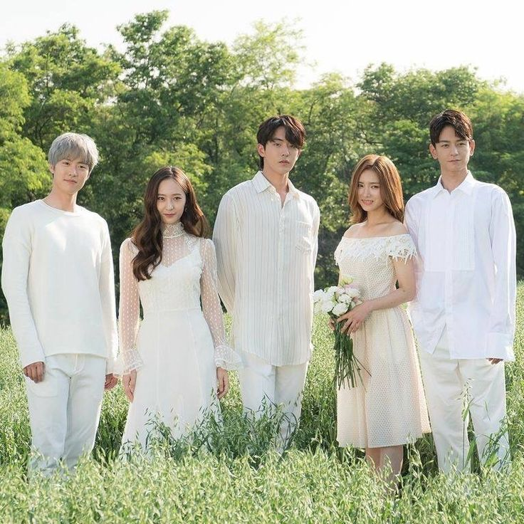 Kdrama. Kpop. Anime Kawaii — New update Bride of the water god
