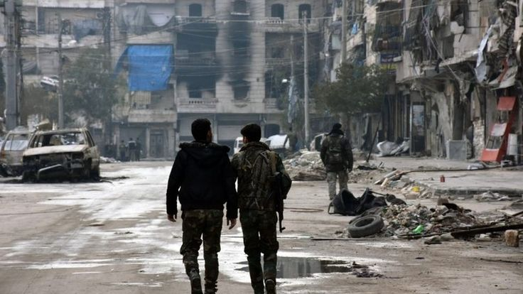 Syria conflict: Russia-Turkey brokered truce comes into force    A nationwide ceasefire brokered by Russia and Turkey comes into effect in Syria.   http://www.bbc.co.uk/news/world-middle-east-38463021