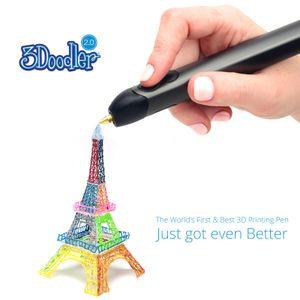 3Doodler 2.0 Niesamowity długopis 3D znany już z Kickstartera. Teraz dostępny wraz z wkładami na 36.pl