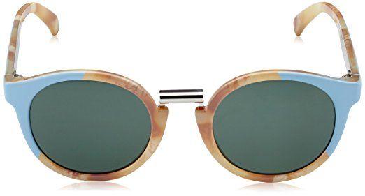 MR.BOHO, Light blue/marble jordaan with classical lenses - Gafas De Sol unisex multicolor (azul/beige), talla única: Amazon.es: Ropa y accesorios
