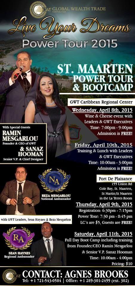 The Caribbean  www.gwtcorp.com/robinson