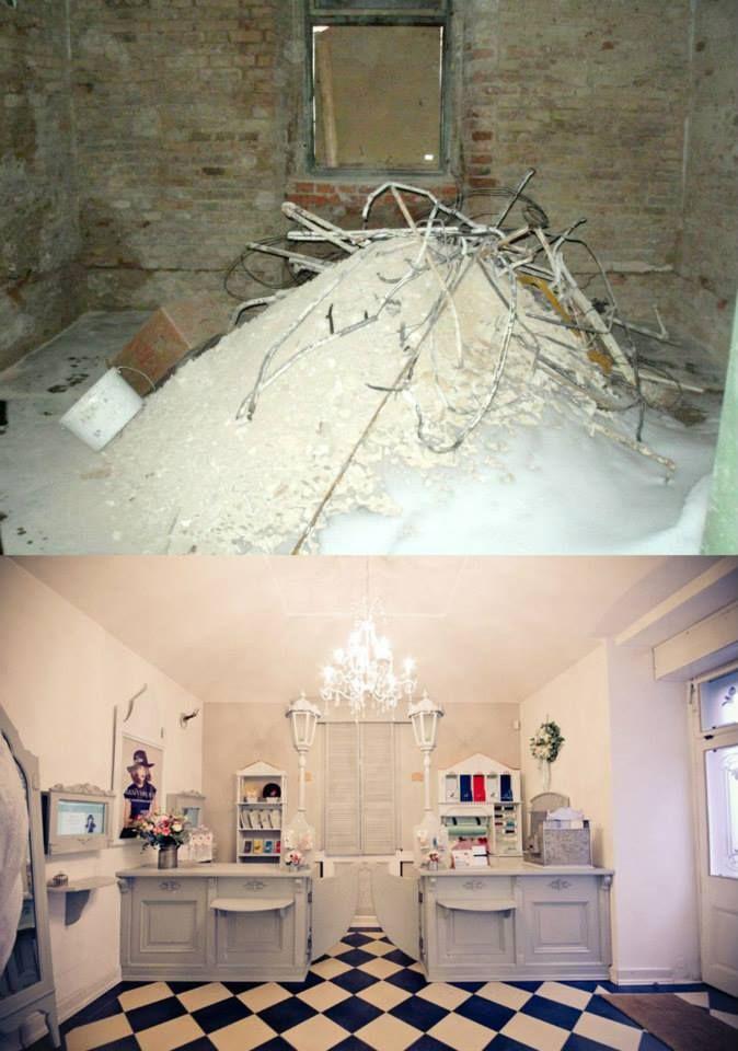 Jelení šperky slaví desáté výročí! - Vevnitř se našlo kdeco, i sníh!