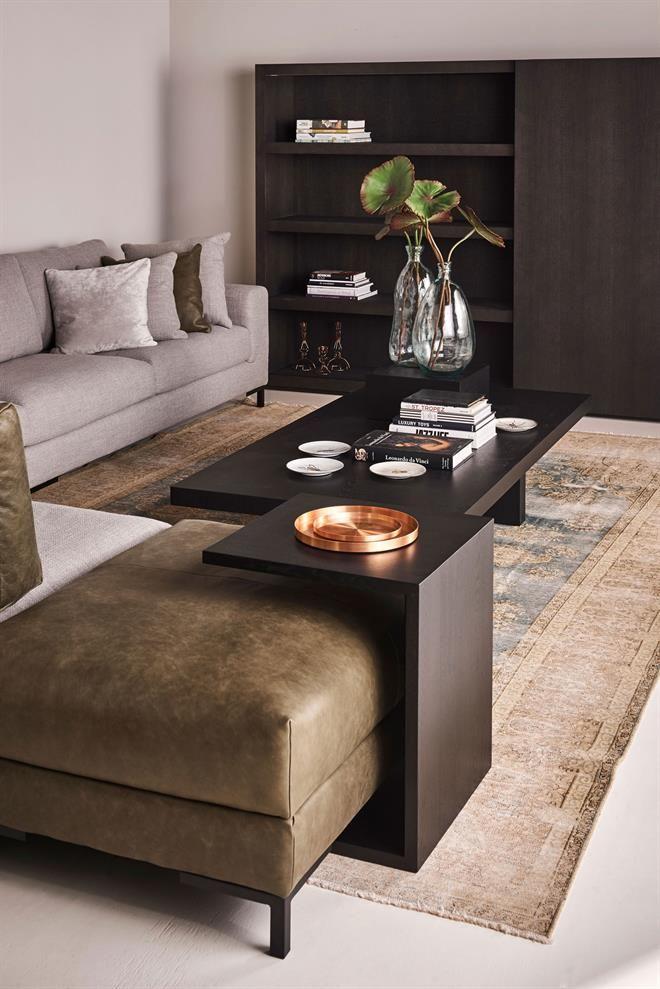 25 beste idee n over zwarte bank decor op pinterest zwart bank decor gezellige woonkamers en - Eigentijdse bank ...