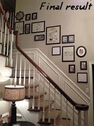 Beautiful wainscoting and frame idea