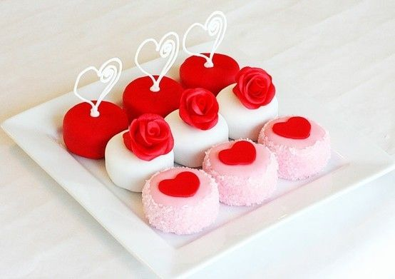 Valentine's Day Petits Fours with Oreo Cakesters | 14 Creative Ways To Use Packaged And CannedFood