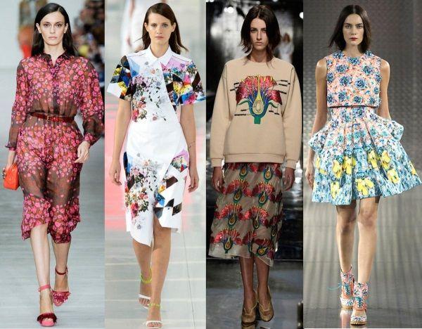 Summer Fashion Trends 2014