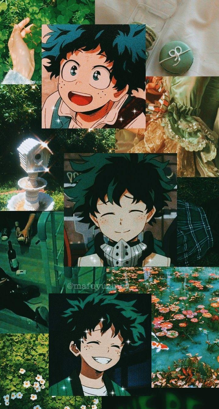 Midoriya Izuku Wallpaper Cute Anime Wallpaper Hero Wallpaper Anime Wallpaper Iphone