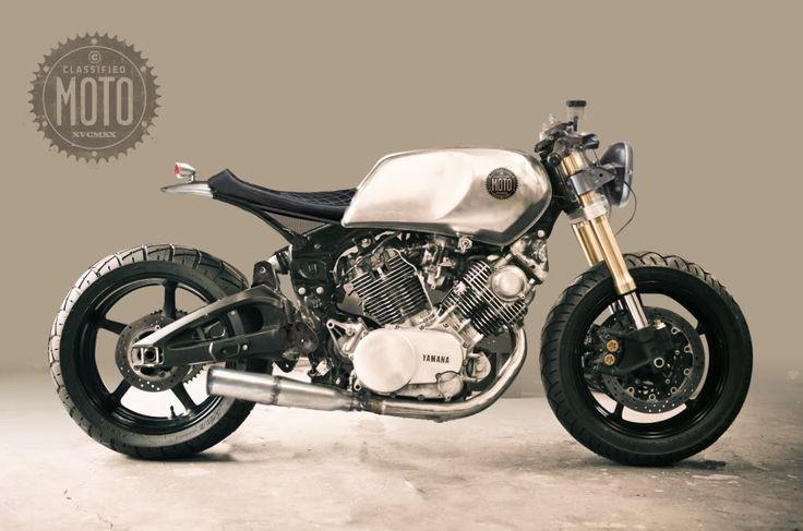 Virago Spy Pic, as promised! - Custom Fighters - Custom Streetfighter Motorcycle Forum