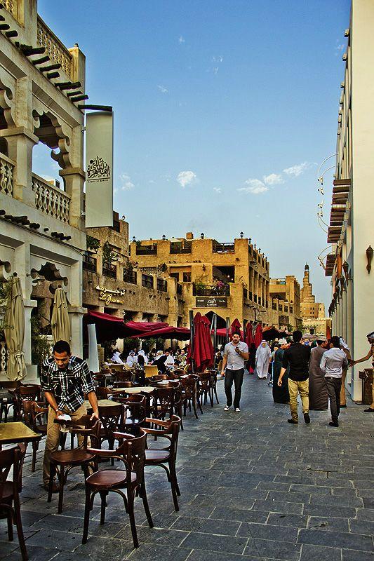 Coffee shops in Doha, Ad Dawha_ South Qatar