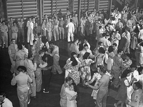 24 Best Images About Sweetheart Uso 1940s Dance On