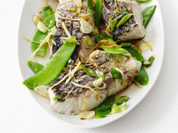 The 122 best chinese fish images on pinterest seafood recipes steamed fish with ginger dinner recipesasian recipesfood network kitchensflashlightfishchineseseafoodbeverage forumfinder Images