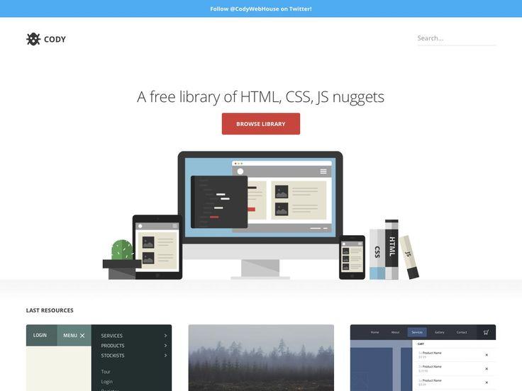 122 best JQuery, CSS, HTML images on Pinterest Computer - best of blueprint css menu