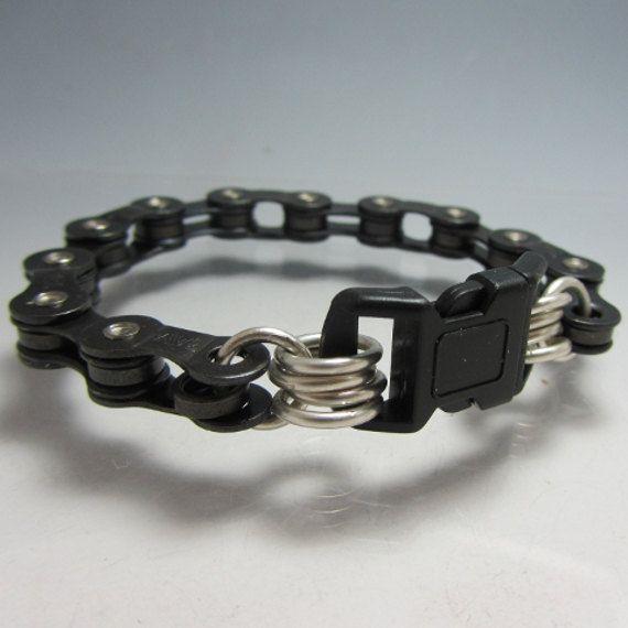 Fahrrad Kette Armband mit von SouthernJewelryColl auf Etsy