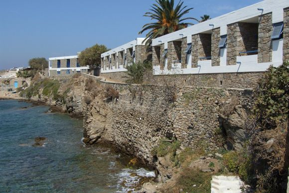 Aris Konstandinidis - Xenia Myconos Hotel