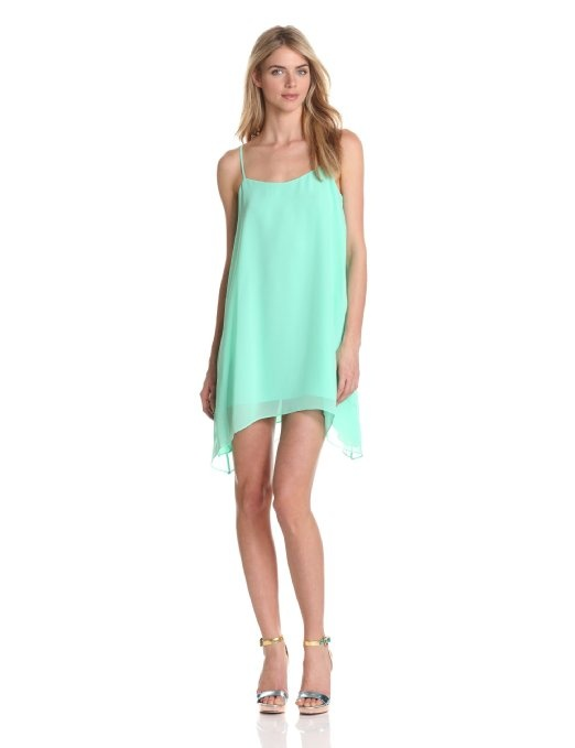 Amazon.com: BCBGeneration Women Low Back Pleat Dress: Clothing