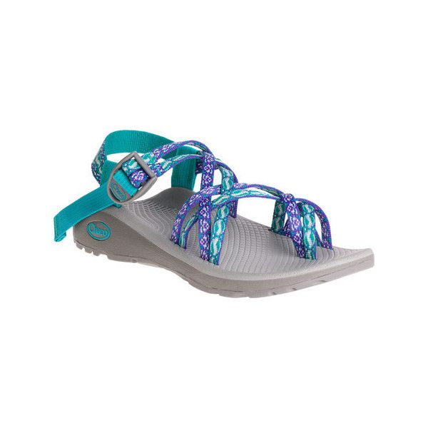 Women's Chaco Z/Cloud X2 Sandal ($110) ❤ liked on Polyvore featuring shoes
