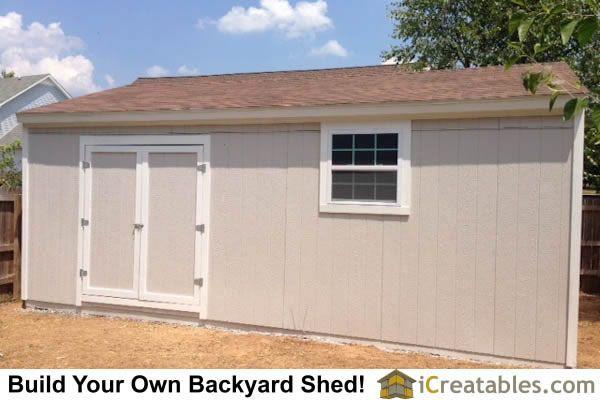 8 best 16x24 Shed Plans images – 16X24 Garage Plans
