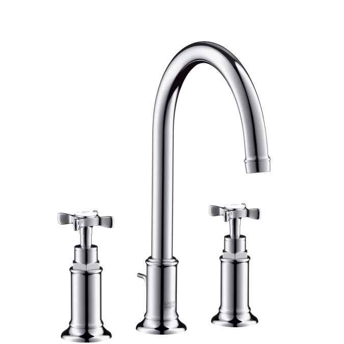 Digital Art Gallery Buy the Hansgrohe Brushed Nickel Direct Shop for the Hansgrohe Brushed Nickel Axor Montreux Widespread Bathroom Faucet with EcoRight and