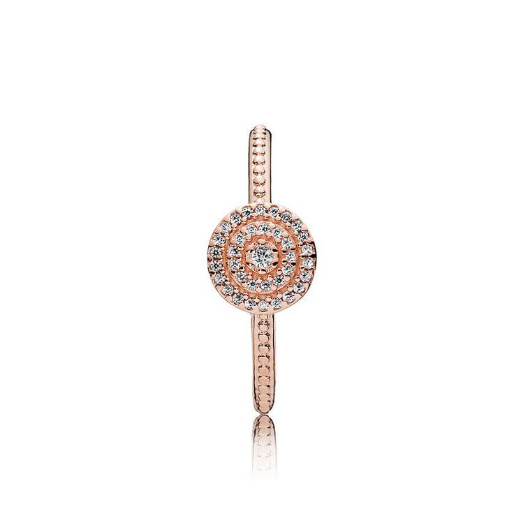 Radiant Elegance, PANDORA Rose™ & Clear CZ | PANDORA Jewelry US