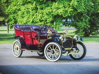 Packard Model NC 18 Touring – 1910