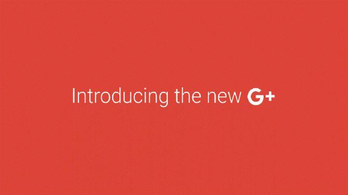 Nuevo diseño de Google Plus. Que opinas tu ?