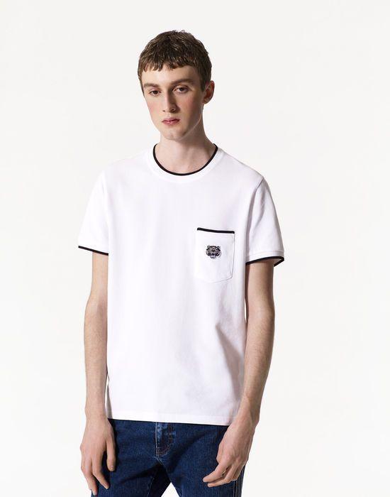 7213251693 Kenzo Tiger Pocket T-Shirt   Kenzo Man Flash Sale   Kenzo T-Shirts ...