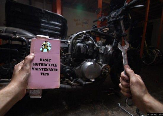 Basic Motorcycle Maintenance Tips