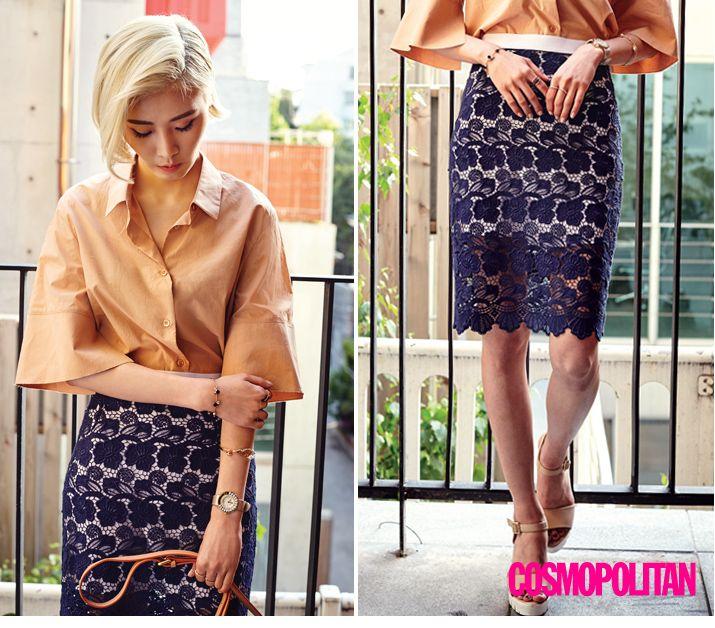 1천만원 상금의 주인공, 패션 블로거 '미우민' | 코스모폴리탄 (Cosmopolitan Korea)