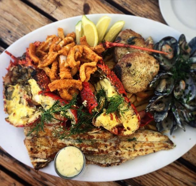 BEST SEAFOOD IN CAPE TOWN