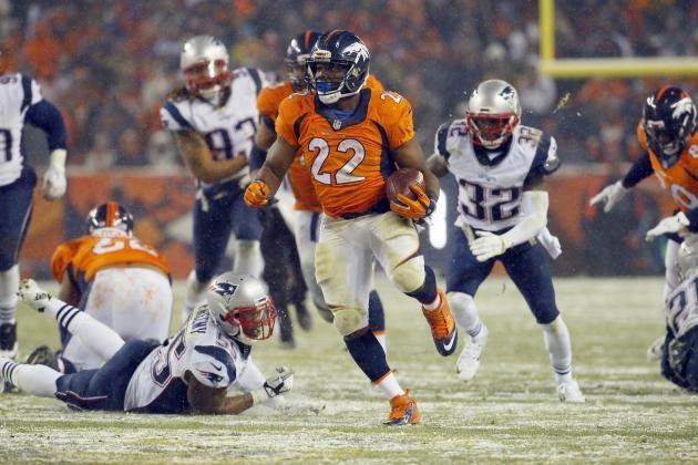 Patriots vs. Broncos: Score and Twitter Reaction for 'Sunday Night Football' #Patriots, #Broncos, #Sport