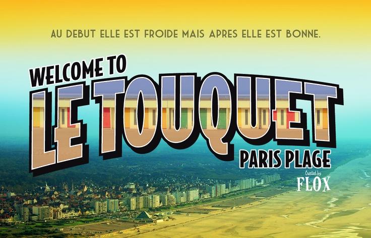 FLOXProd.: Welcome to Le Touquet